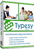 cover image of typesy typing 2017