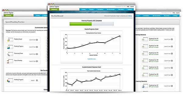 FastReaders Screenshot