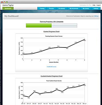 screenshot of fastereaders