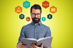 cover image learning machine - speed reading course