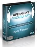 cover of overnight vocabulary