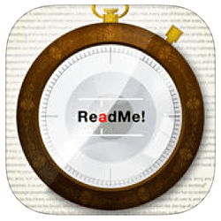 icon of the readme-app