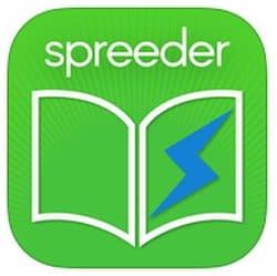 image of Spreeder app