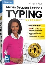 Mavis Beacon is an educational software which teaches typing in few weeks. A review all the three editions:  Family, Personal and Kids.
