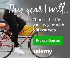 image of udemy courses to explore
