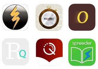 A review of the best speed reading apps to help process digital content quickly.