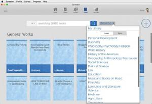 Spreeder Pro - eBook Library