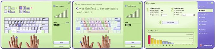 Image of Typing Master 10 Review - Screenshots