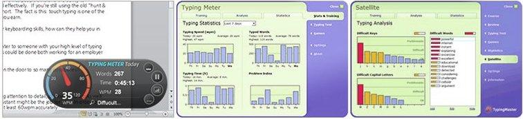 Image of Typing Master 10 review - Typing Meter